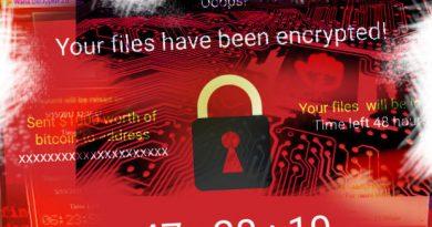 Ancaman 'WannaCry' Menggegar Dunia