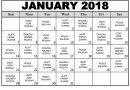 JADUAL WARDEN JANUARI 2018