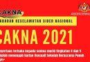 CABARAN KESELAMATAN SIBER NASIONAL 2021